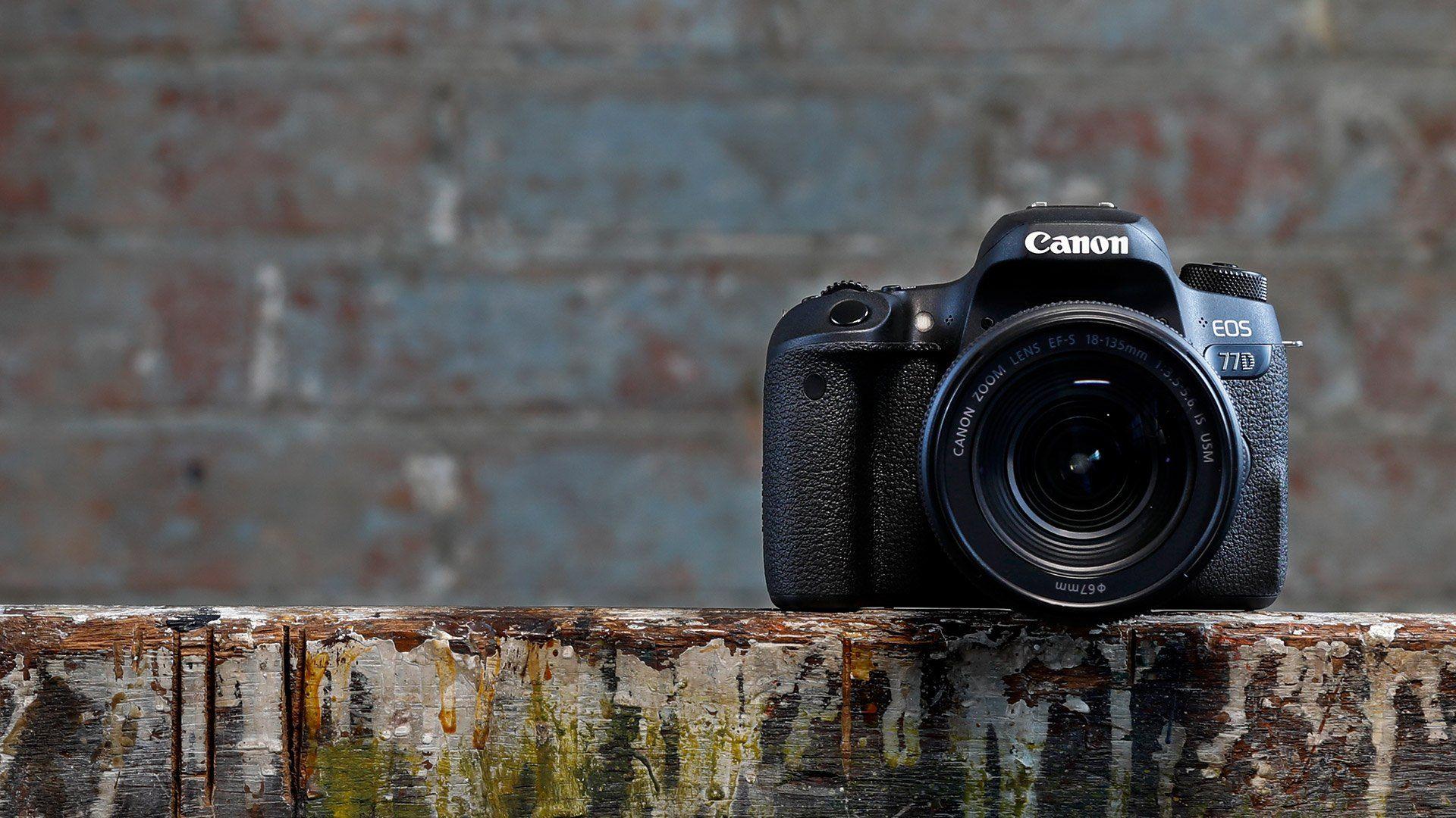 Canon EOS 77D - Cameras - Canon Europe